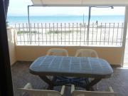 On the beach studio