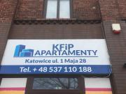KFiP Apart Centrum 1200m FOUR