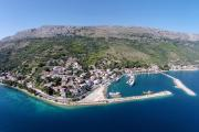 Apartments by the sea Krilo Jesenice Omis 17204