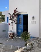 Spacious Paros Lefkes house with awesome view