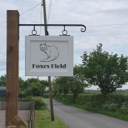Foxes Field BB Aston Nantwich