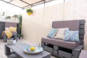 Apartamento de diseño centrico con terraza espectacular
