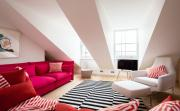 The Lansdowne Crescent Bright 3BDR Top Floor Apartment in Notting Hill