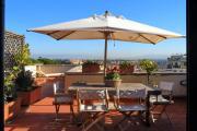Penthouse with Wonderful Terrace in Monteverde
