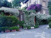 Il piccolo borgo di Trastevere
