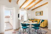 Luxury terrace apartment among the old rooftops next to Diocletians Palace