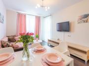 Apartament Deluxe 443 w Hotelu DIVA z Basenem