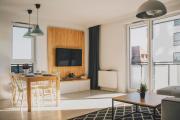 PoBookowane Stocznia Apartments Gdańsk