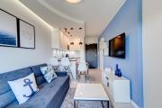 Apartament BALTIC BLUE Gardenia Seaside Aprent