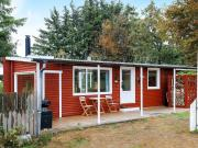 ThreeBedroom Holiday home in Roslev 4