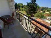 Apartment Puseljic 1 A21 for max 3 pax with own tennis court