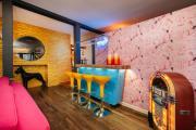 Eclectic Queen Loft
