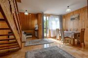 Apartament Zacisze komfortowy balkon