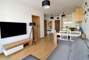 Apartament Anders z Miejscem w Garażu i Rowerami