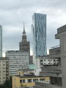 Warsaw Apartment in City Center Rondo ONZ