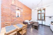 Kazimierz district big 2bedroom apartment