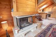 Premium apartment with sauna 8 pers Meribel Village 100m from the pistes