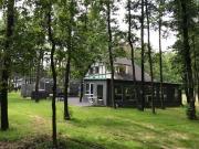 Dom w lesie imprezowo wypoczynkowy