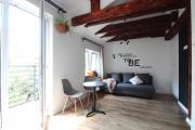 Apartament studio z antresolą