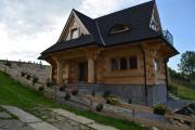 Osada Witów dom Miłosna Górska