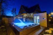 Nowy komfortowy Apartament Spa Grizzly de lux