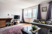 Warsaw Central Luxury 2 bedroom apartment on rondo ONZ
