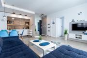 Blue Port Gardenia