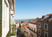 Design Apartment with River View in Lapa