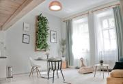 Hygge Greenery style apartment 5min Main Square