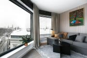 Modern apartment 5 minutes from Main Square AC