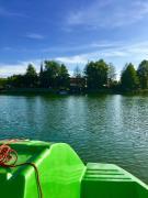 Luksusowy ogrodzony dom na Mazurach z dojściem do jeziora łodzią i ochroną 24h Osada Zamkowa