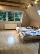 Mieszkanie na poddaszu domu jednorodzinnego