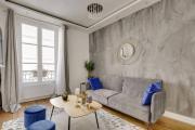Design Apt 4 pers Paris 8ème