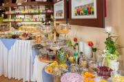 Themen Hotel Terrassen Cafe