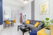 Apartments Poznan Przemysłowa by Renters