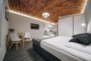 Platan ApartmentsCosy and uniqueStudio big bed