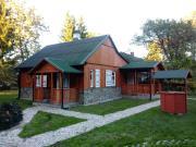 Komfortowy odrestaurowany w 2019 kurpiowski wiejski dom