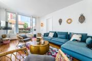 ALOE Central appartement with terrace and garage in Biarritz