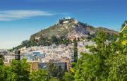 Four Seasons Acquaintance with Athens