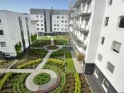 1100 Śmiałego 38 Apartament 3 pokojowy z aneksem samodzielne zameldowanie self check in