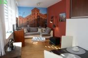 Lodz4u Apartament Czterech Kultur z garażem