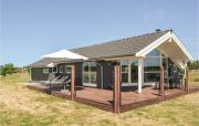ThreeBedroom Holiday Home in Jerup
