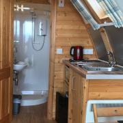 Loch Shin Luxury Pods