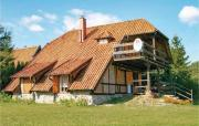 Holiday home Lidzbark Warminski Haus Am See Klebowo