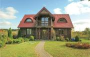 TwoBedroom Holiday Home in Zalewo