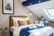Good BED Blue Apartment Wawel Castle View Old Town