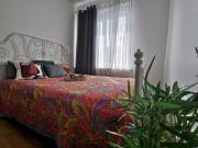 Przestronne czteropokojowe mieszkanie w skandynawskim stylu