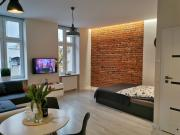 Charming Apartment in The City Centre Łódź