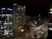 Nowoczesny apartament z widokiem w centrum Warszawy