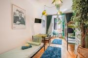 KAZIMIERZGOOD VIBES APARTMENT for 8 people